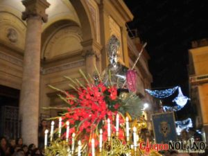 San Felice busto argenteo