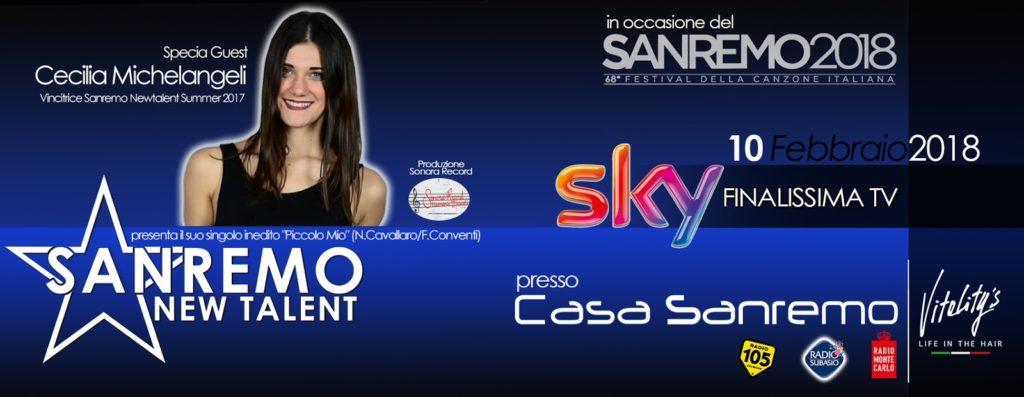 Sanremo canta nolano