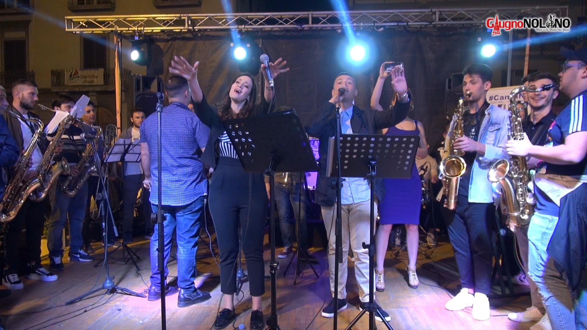 Ortolano 2018, video delle Prove della Musica